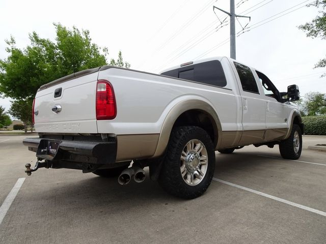 2013 Ford F-250SD King Ranch in McKinney, Texas 75070