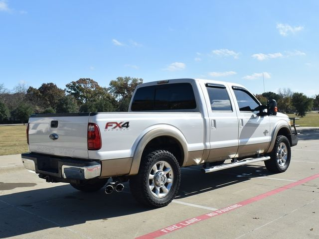 2013 Ford F-250SD Lariat in McKinney, Texas 75070