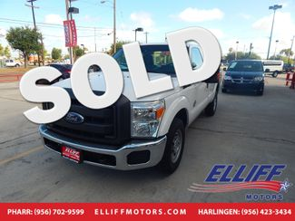 2013 Ford Super Duty F-350 SRW Pickup XL in Harlingen TX, 78550