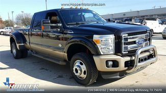 2013 Ford F-350SD King Ranch DRW in McKinney Texas, 75070