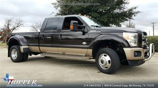 2013 Ford F-350SD King Ranch DRW in McKinney, Texas 75070