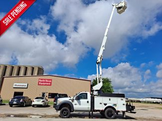2013 Ford F-550 42' ALTEC 4X4 ARTICULATING & TELESCOPIC in Fort Worth, TX