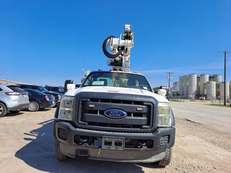 2013 Ford F-550 42' ALTEC 4X4 BUCKET TRUCK  in Fort Worth, TX