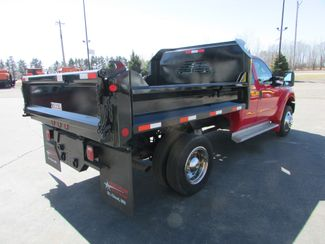 2013 Ford F-550 4x2 Ext-Cab WNew 9 Contractor Dump   St Cloud MN  NorthStar Truck Sales  in St Cloud, MN
