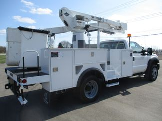 2013 Ford  F-550 BUCKET BOOM TRUCK 93K Lake In The Hills, IL 4
