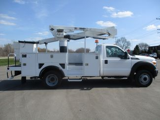 2013 Ford  F-550 BUCKET BOOM TRUCK 93K Lake In The Hills, IL 5