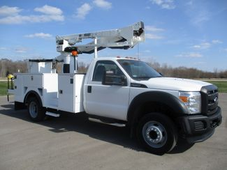 2013 Ford  F-550 BUCKET BOOM TRUCK 93K Lake In The Hills, IL 6