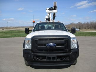 2013 Ford  F-550 BUCKET BOOM TRUCK 93K Lake In The Hills, IL 7