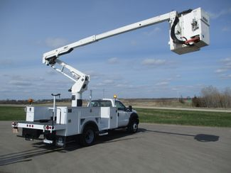2013 Ford  F-550 BUCKET BOOM TRUCK 93K Lake In The Hills, IL 38