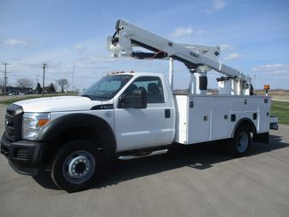 2013 Ford  F-550 BUCKET BOOM TRUCK 93K Lake In The Hills, IL