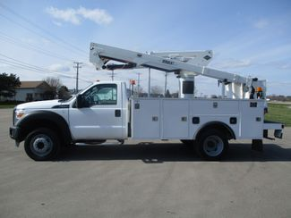 2013 Ford  F-550 BUCKET BOOM TRUCK 93K Lake In The Hills, IL 1
