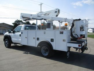 2013 Ford  F-550 BUCKET BOOM TRUCK 93K Lake In The Hills, IL 3
