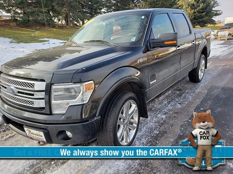 2013 Ford F150 4WD Supercrew Limited in Great Falls, MT