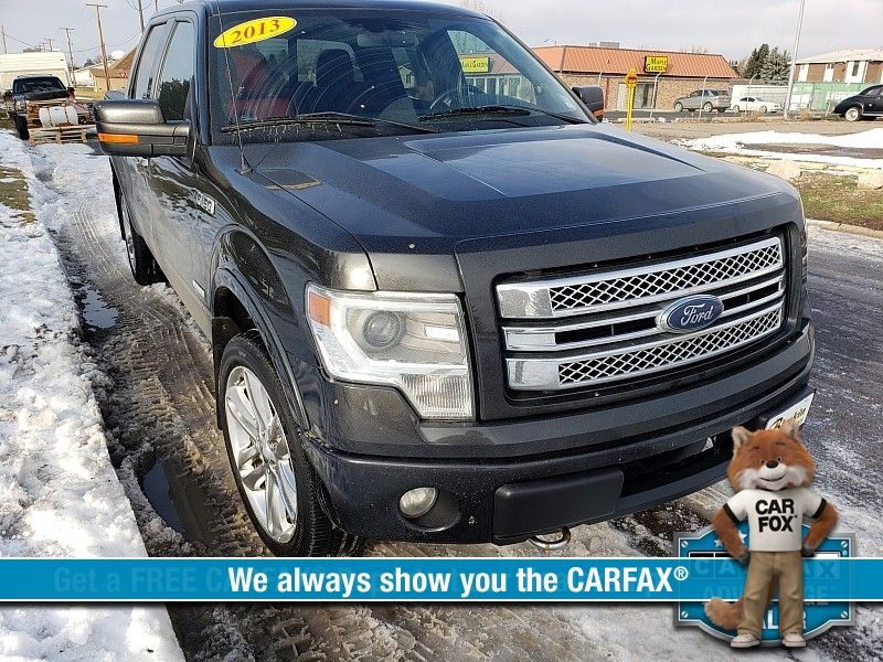 2013 Ford F150 4WD Supercrew Limited  city MT  Bleskin Motor Company   in Great Falls, MT