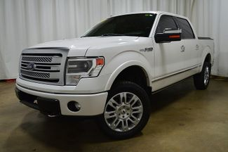 2013 Ford F-150 Platinum W Navi $ Sunroof in Merrillville, IN 46410