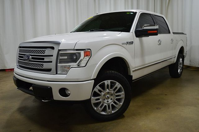 2013 Ford F-150 Platinum W Navi $ Sunroof