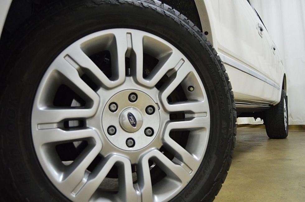 2013 Ford F-150 Platinum W Navi $ Sunroof   Merrillville IN