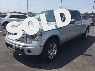 2013 Ford F150 Platinum in Oklahoma City OK
