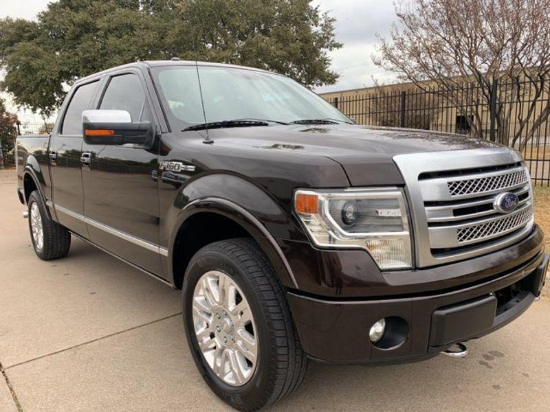 2013 Ford F150 Platinum  city TX  MM Enterprise Motors  in Dallas, TX