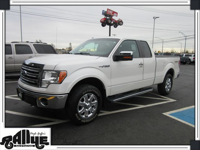 2013 Ford F150 Lariat 4WD