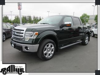 2013 Ford F150 Lariat C/Cab 4WD in Burlington WA, 98233