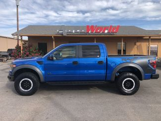 2013 Ford F150 4x4 SVT Raptor in Marble Falls, TX 78611