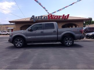 2013 Ford F150 FX4 in Burnet, TX 78611