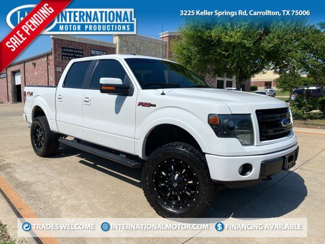 2013 Ford F150 FX4