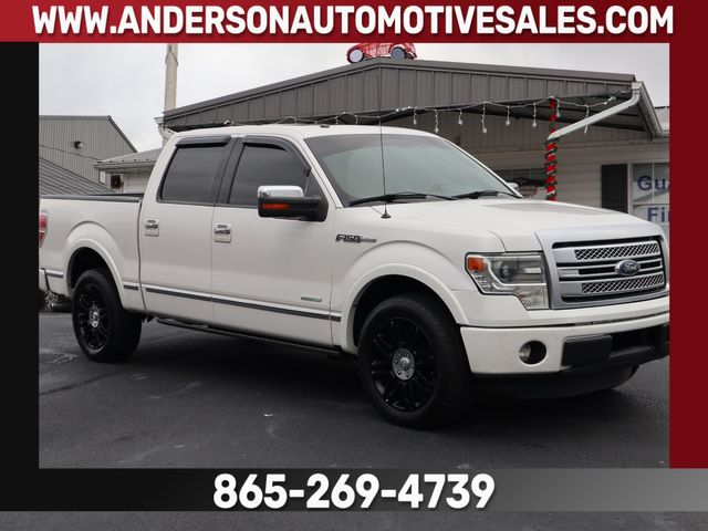 2013 Ford F150 SUPERCREW in Clinton, TN 37716