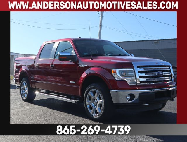 2013 Ford F150 SUPERCREW LARIAT in Clinton, TN 37716