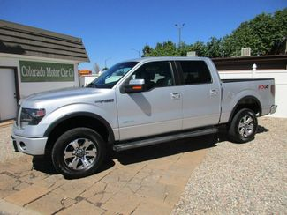 2013 Ford F150 FX4 CREW SUPERCREW in Fort Collins, CO 80524