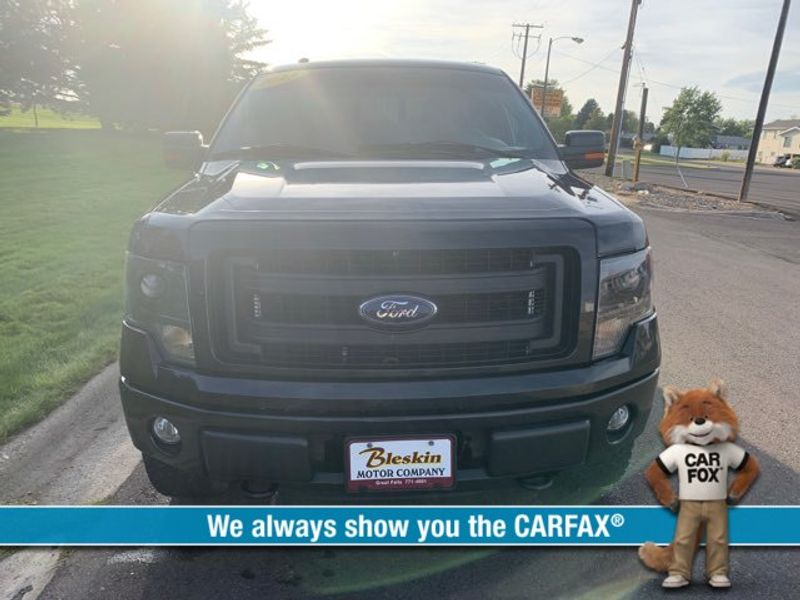 2013 Ford F150 FX4  city MT  Bleskin Motor Company   in Great Falls, MT