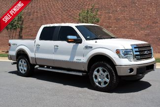2013 Ford F150 KING RANCH 4X4 SUPERCREW   Flowery Branch GA  Lakeside Motor Company LLC  in Flowery Branch, GA