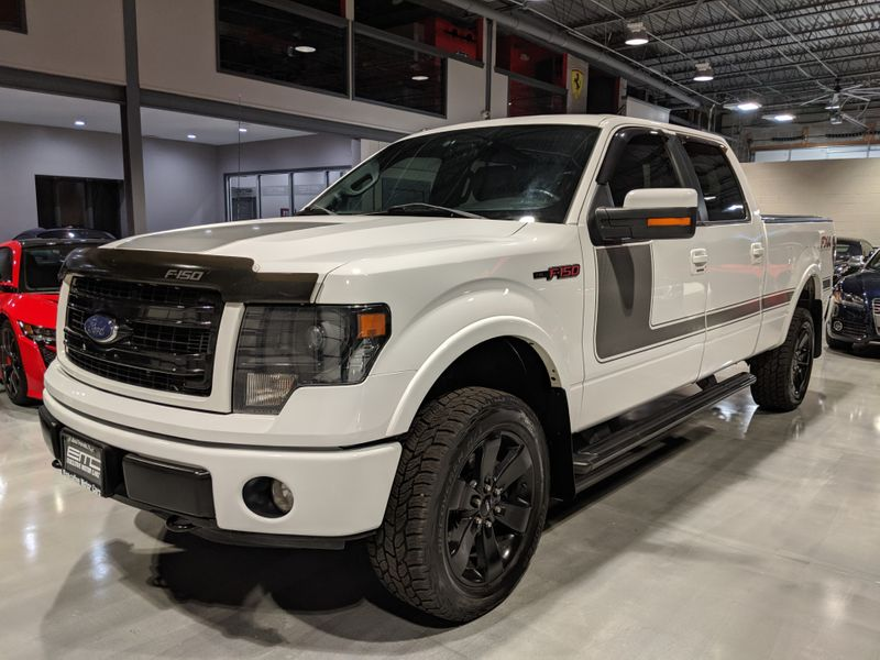 2013 Ford F150 SUPERCREW  Lake Forest IL  Executive Motor Carz  in Lake Forest, IL