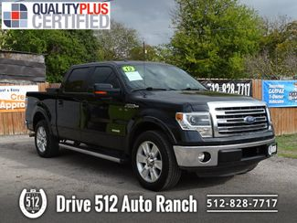 2013 Ford F150 LARIAT SUPERCREW in Austin, TX 78745