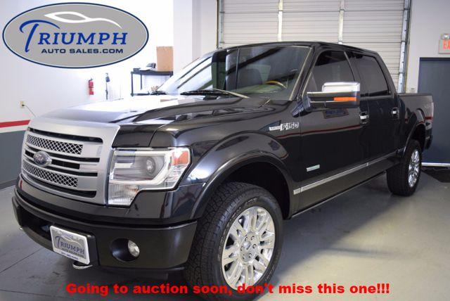 2013 Ford F150 Platinum in Memphis, TN 38128
