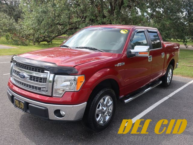 2013 Ford F150 XLT in New Orleans, Louisiana 70119
