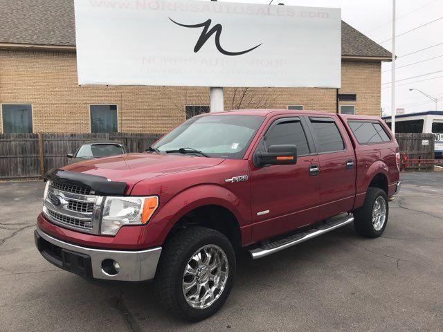 2013 Ford F150 XLT ECOBOOST in Oklahoma City OK