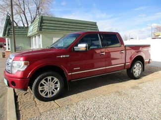 2013 Ford F-150 Platinum SuperCrew in Fort Collins, CO 80524