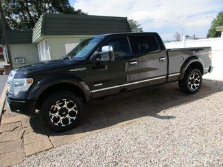 2013 Ford F-150 Platinum SuperCrew 6.5 in Fort Collins, CO 80524