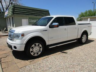 2013 Ford F-150 Platinum in Fort Collins, CO 80524