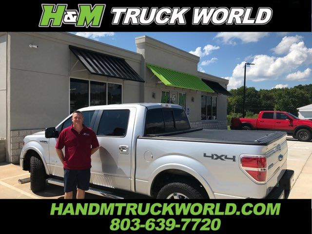 2013 Ford F150 Lariat 4x4 in Rock Hill SC, 29730