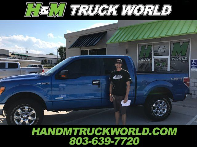 2013 Ford F150 XLT 4X4 in Rock Hill SC, 29730