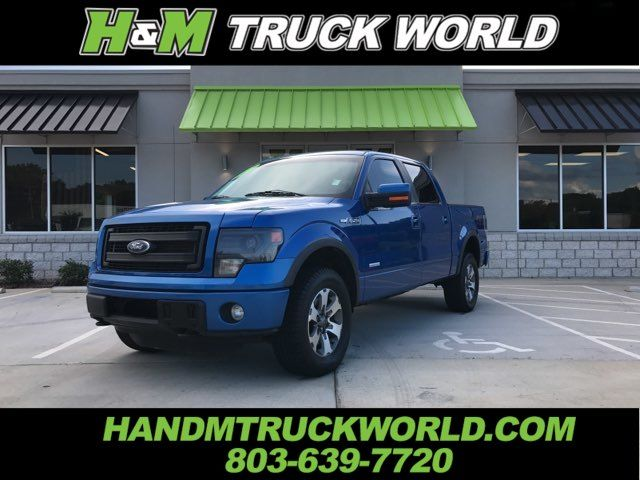 2013 Ford F150 FX4 in Rock Hill SC, 29730