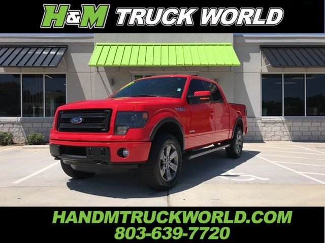 2013 Ford F150 FX4 *LIFTED*