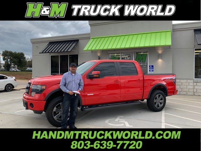 2013 Ford F150 FX4 *LIFTED* in Rock Hill SC, 29730
