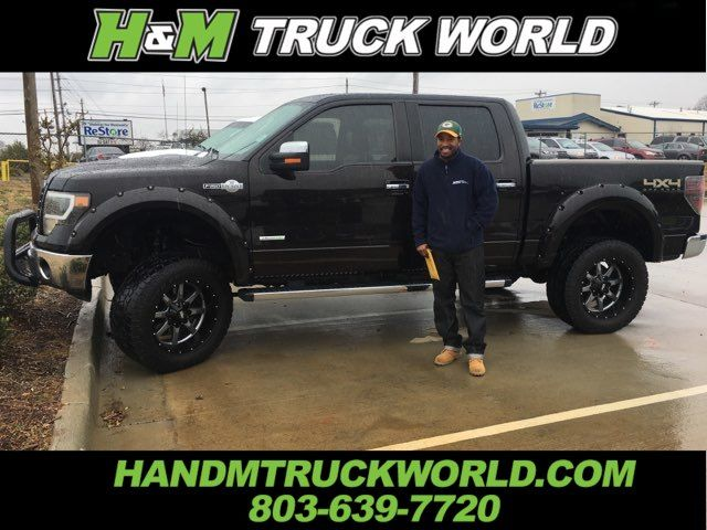 2013 Ford F150 King Ranch 4x4 in Rock Hill, SC 29730