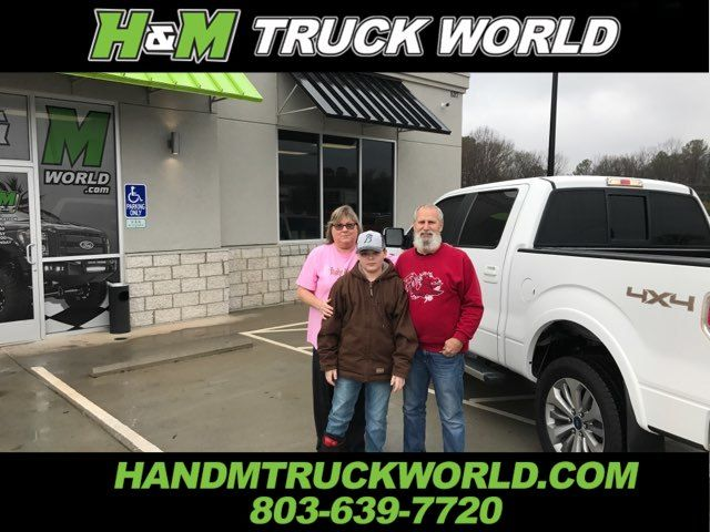 2013 Ford F150 Lariat 4X4 in Rock Hill, SC 29730