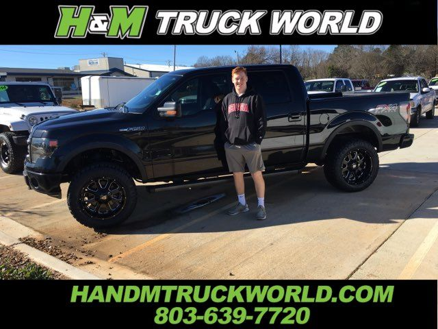 2013 Ford F150 FX4 *NAVIGATION*5.OL V-8*LOADED WITH OPTIONS*SHARP in Rock Hill, SC 29730
