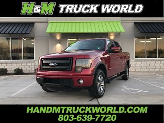 2013 Ford F150 FX4 *NAVIGATION*ROOF*LEATHER*SUPER CLEAN in Rock Hill, SC 29730